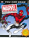 You Can Draw Marvel Characters (0756614708) by Jurgens, Don