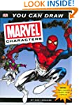 You Can Draw Marvel Characters