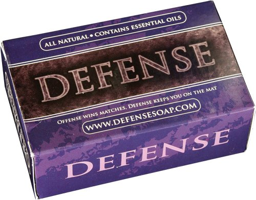 TITLE Defense Body Soap