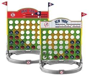 MLB Red Sox vs. Yankees Connect 4