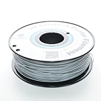 3D Solutech Real Grey 1.75mm PLA 3D Printer Filament 2.2 LBS (1.0KG) - 100% USA from 3D Solutech