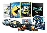 【Amazon.co.jp先行販売】 ピクセル / PIXEL IN 3D ブルーレイ プレミアム・エディション スチールブック仕様(3枚組) (初回限定版) [Steelbook] [Blu-ray]