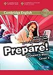 Cambridge English Prepare! Level 4 St...