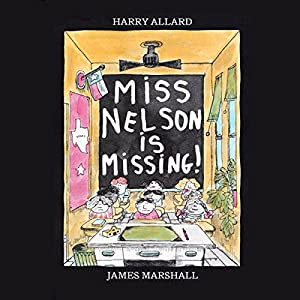Miss Nelson is Missing Audiobook