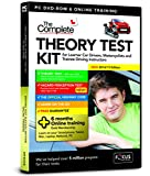 Driving Test Success Complete Theory Test for Car Drivers, Motorcyclists and Trainee Driving Instructors 2014/15 Edition (DVD)