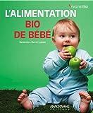 L'alimentation bio de bébé