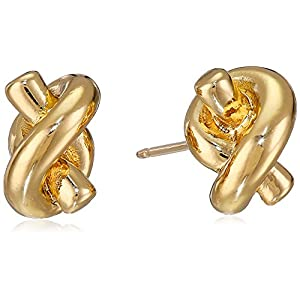 kate spade new york Sailor's Knot Stud Earrings