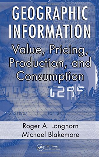 Geographic Information. CRC Press. 2008.