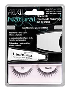 Ardell Fashion Lash Starter Kit, No.110