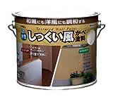 ニッペ 水性しっくい風かべ塗料 4kg アートホワイト