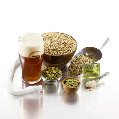 2-Pack-1-Gallon-Micro-Bru-All-Grain-Beer-Recipe-Kits-Bold-Flavors-Hop-Monster-IPA-and-Monks-Cowl-Belgian-Ale-Beer-Recipe-Kits-All-Grain-Ingredients-for-1-Gallon-of-Homebrew-Beer