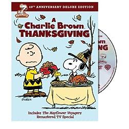 Charlie Brown Thanksgiving 40th Anniversary