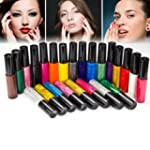SAVFY� Set of 24 Assorted Colours Nai...