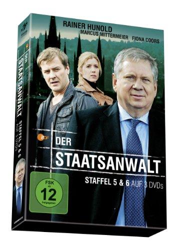 Der Staatsanwalt - Staffel 5 + 6 [3 DVDs]