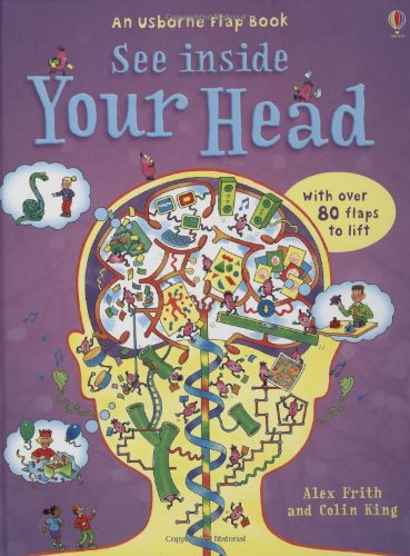 See Inside Your Head (Usborne See Inside)