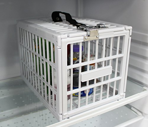 Fridge Safe Box Locker (Fridge Lock With Timer compare prices)