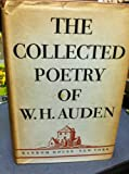 The Collected Poetry of W. H. Auden.