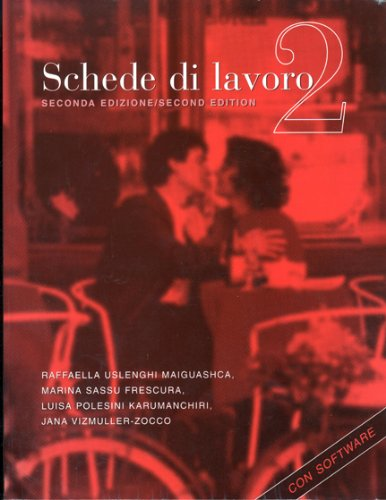 Schede di lavoro 2 (Toronto Italian Studies)