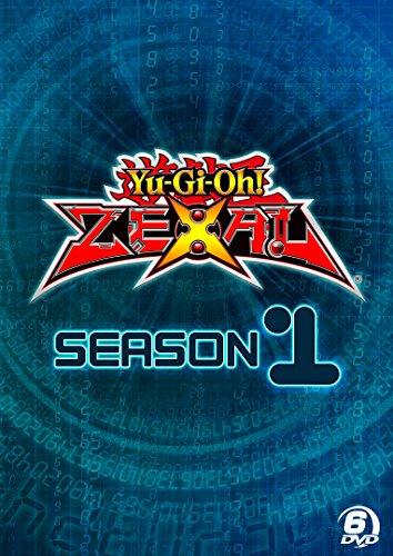 遊戯王ZEXAL / YU-GI-OH: ZEXAL SEASON 1 (北米版)