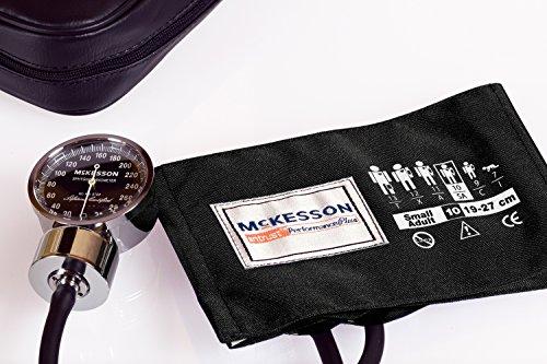 mckesson-professional-adult-blood-pressure-aneroid-unit-premium-chrome-style-2-tube-black-each