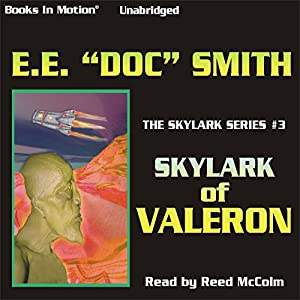 Skylark of Valeron Audiobook