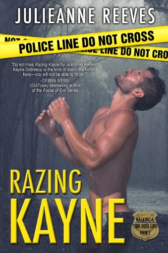 Razing Kayne (Walking A Thin Blue Line) by Julieanne Reeves