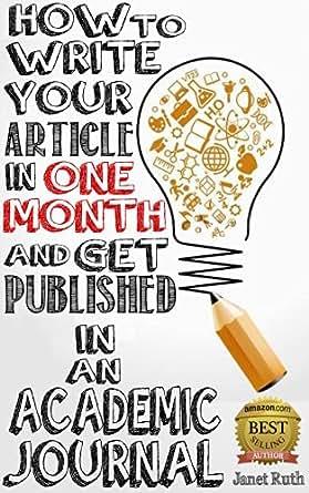 Style of writing academic journal publishers