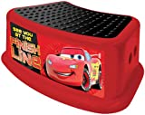 Ginsey Disney Cars Step Stool