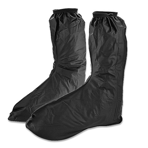 Rain Gear Bike Boot Shoes Cover Gaiter Anti Slip Sole Side Zippered US Men Size 12-13 (Bicycle Rain Gear For Men compare prices)