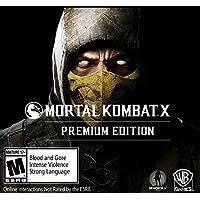 Mortal Kombat X Premium Edition [PC Download]