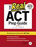 Book - The Real ACT (CD) 3rd Edition (Real Act Prep Guide)