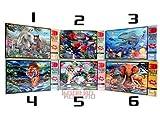 3d Puzzle, 500Piezas aprox. 50x 40cm-Con Visual Echo Technology-2Varios Motivos-Hada País/Delfines y planetas-1Puzzle Pro Pedido.