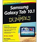 img - for [(Samsung Galaxy Tab 10.1 For Dummies )] [Author: Dan Gookin] [Jul-2012] book / textbook / text book