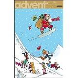 Advent Calendar - Quentin Blake fun Christmas advent calendarby Woodmansterne