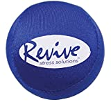 Revive Stress Solutions Scented, Therapeutic Gel Stress Ball - Engage Multiple Senses for Maximum Relief (Blue/Jasmine Scent; Purple/Lavender Scent; Red/Mint Scent)