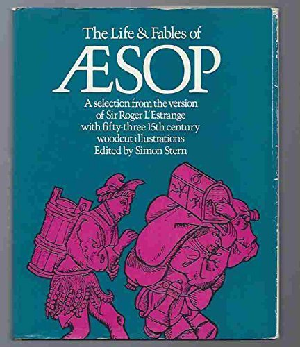 the-life-and-fables-of-aesop-hardcover-by-roger-lestrange-roger-lestrang