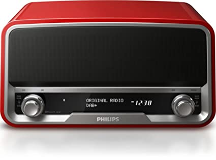 Radio 1950 Philips Philips Ort7500/10 1950s Retro