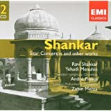 Ravi Shankar : Concertos pour Sitar et autres oeuvrespar Ravi Shankar