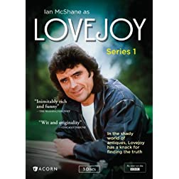 LOVEJOY/SERIES 1/DVD