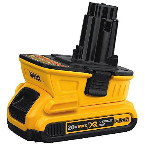 DEWALT-DCA2203C-20-Volt-MAX-Battery-Adapter-Kit-for-18-Volt-Tools
