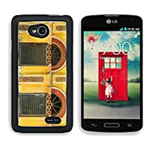 buy Msd Lg Optimus L70 Dual Aluminum Plate Bumper Snap Case Vintage Windows On Old Brick Wall Image 21015235