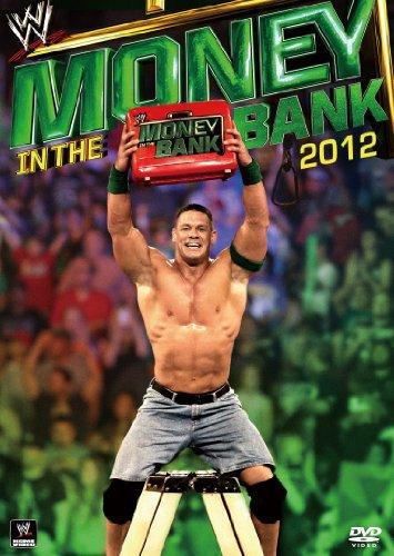WWEマネー・イン・ザ・バンク 2012 [DVD]