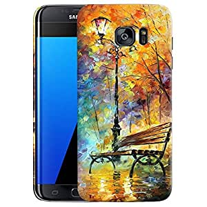 Street paint Samsung Galaxy S7 panel