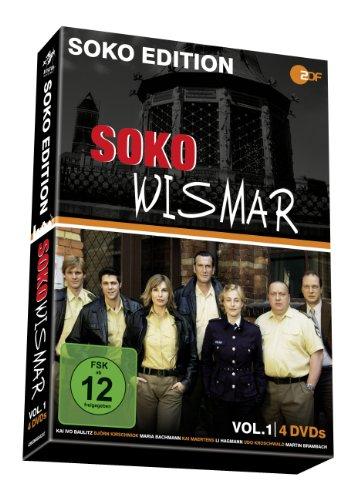 Soko Edition - Soko Wismar [4 DVDs] hier kaufen