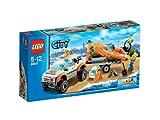 LEGO City - Guardacostas: todoterreno y barco de rescate (LEGO)