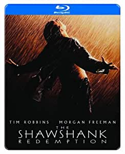 The Shawshank Redemption (Limited Edition SteelBook) [Blu-ray] (Bilingual)