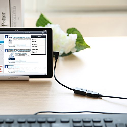 cables amp interconnects ugreen otg cable on the go adapter