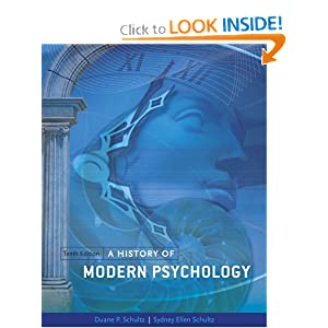 history of modern psychology Course overview this course examines the development of modern psychology  from its founding to the present attention will be paid to the work of.
