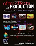 After Effects in Production: A Companion for Creating Motion Graphics