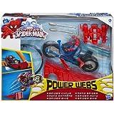 Spider-Man - A1505E240 - Figurine - Moto Extrême - Spider-Man
